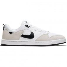 Zapatillas Nike SB Alleyoop Blancas Negras