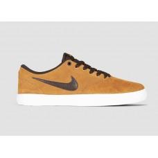 Zapatillas Nike SB Check Solar Marrones