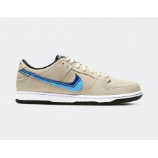 Zapatillas Nike SB Dunk Low Light Cream Deep Royal Blue