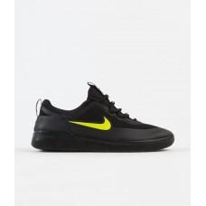Zapatillas Nike SB Nyjah Free 2 Negras Cyan