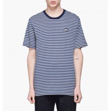 Camiseta Manga Corta Nike SB Stripe Tee Azul