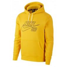 Sudadera Nike SB CI5844 Amarilla