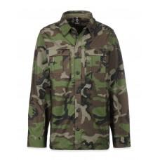 Camisa Nike SB Flex Holgate Camo