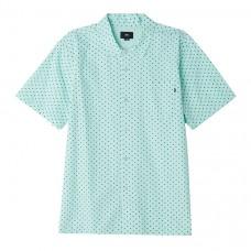 Camisa Obey Gavin Azul