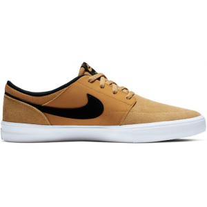 Zapatillas Nike SB Portmore II Solar Wheat Black White