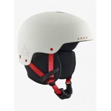 Casco Snowboard Anon Striker White - Blanco