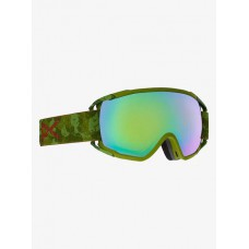 Gafas Snowboard Anon Circuit MFI Madtrees Sonar Green by Zeiss