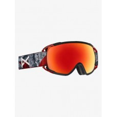 Gafas Snowboard Anon Circuit MFI Red Planet Sonar Red by Zeiss