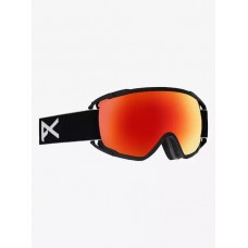 Gafas Snowboard Anon Circuit Black Sonar Red by Zeiss