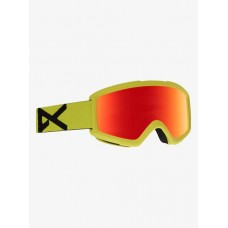 Gafas Snowboard Anon Helix 2.0 Yellow Red Solex