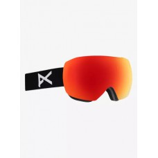 Gafas Snowboard Anon Mig Black Sonar Red by Zeiss