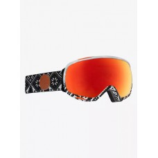 Gafas Snowboard Chica Anon Tempest Apres Red Solex