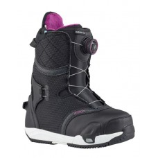 Bota Snowboard Burton Chica Limelight Step On Negra