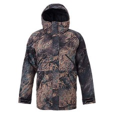 Chaqueta Snowboard Burton Breach Earth 2017