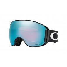 Gafas Snowboard Oakley Airbrake XL Jet Black Prizm Torch & Prizm Sapphire