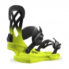 Fijaciones Snowboard Union Contact Pro Volt Yellow - Amarillo