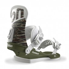 Fijaciones Snowboard Union Contact Camo