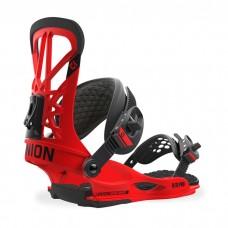 Fijaciones Snowboard Union Flite Pro Red - Roja