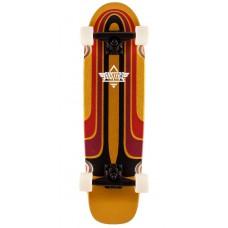 "Mini Longboard Completo Dusters Grind 28.25"""