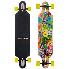 Longboard Completo Miller Travel 38''