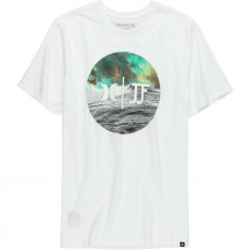 Camiseta Hurley Icon Slash Blanca