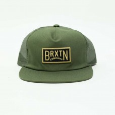 Gorra Brixton Langle Mesh Verde