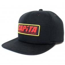 Gorra Capita Factory Negra
