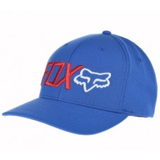 Gorra Fox Trenches Flexfit Azul