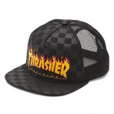 Gorra Vans x Thrasher Trucker