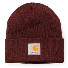 Gorro Carhartt Short Watch Granate