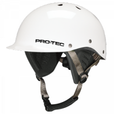 Casco Protec Two Face Water Blanco
