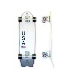 Longboard Carver Usa Booster