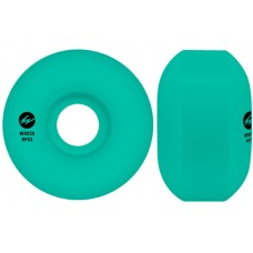 Ruedas Skate Wreck Wheels Narrow Cut Aqua 53mm.