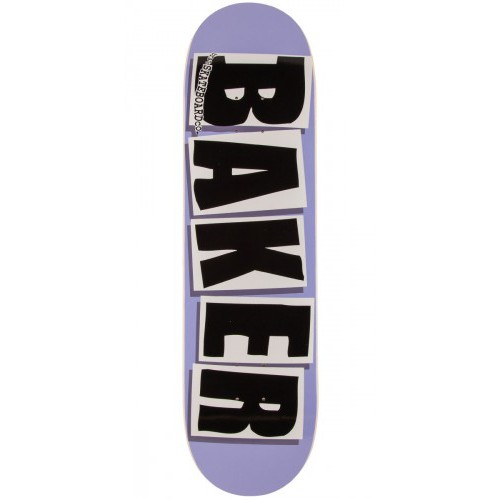 Tabla Skate Baker Brand Logo Light 8.3875""