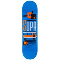 "Tabla Skate Boulevard Art Deco Danny Supa 8.0"""