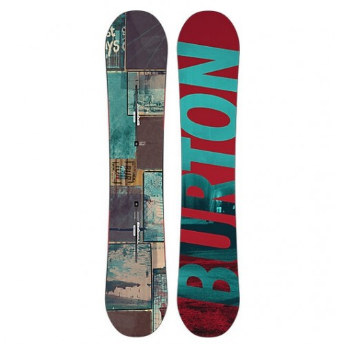 Tabla Snow Burton Process Off-Axis 2015