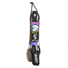Leash Catch Surf Beater 5' Pro Comp Negro