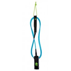 Leash Surf Creatures 10' Longboard Azul