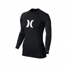 Lycra Surf Hurley One & Only Negra