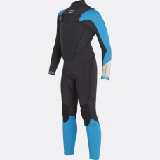 Traje Neopreno Billabong Absolute 4'3 Chest Zip Azul