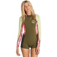 Traje Neopreno Billabong Capsule Fever 1/1 Chest Zip