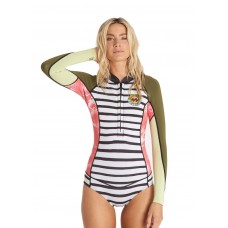 Traje Neopreno Billabong Capsule Salty Dayz 1/1 Chest Zip
