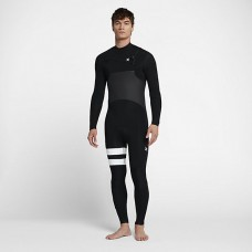 Traje Neopreno Hurley Advantage Plus 5'3 Chest Zip Negro