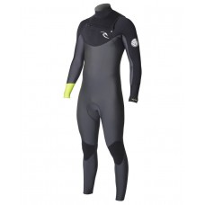 Traje Neopreno Rip Curl Dawn Patrol 4/3 Chest Zip Lima