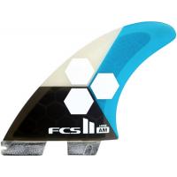 Quillas Surf FCS II Al Merrick PC Tri Fin Azules
