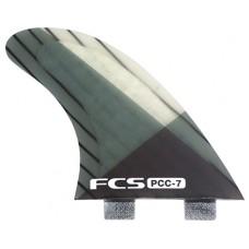 Quillas Surf FCS PC Carbon 7 Tri Fin