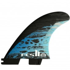 Quillas Surf FCS II Matt Biolos PC Carbon Tri Fin