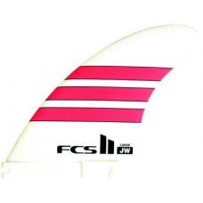 Quillas Surf FCS Julian Wilson PG Tri Fin Rosas