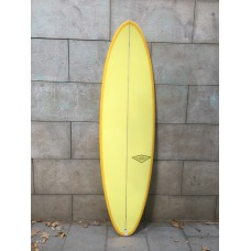 Tabla Surf Haleiwa Evolutiva 6'6 Amarilla