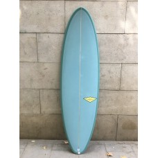 Tabla Surf Haleiwa Evolutiva 6'8 Verde